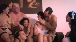 Swingers Seks Partisi – Alman Porno